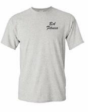 T-shirt Front Ash